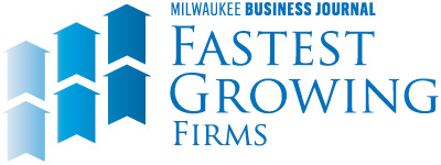 Milwaukee Business Journal Fastest Growing Firms Logo