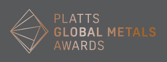 2016 Platts Global Metals Award Finalist Logo