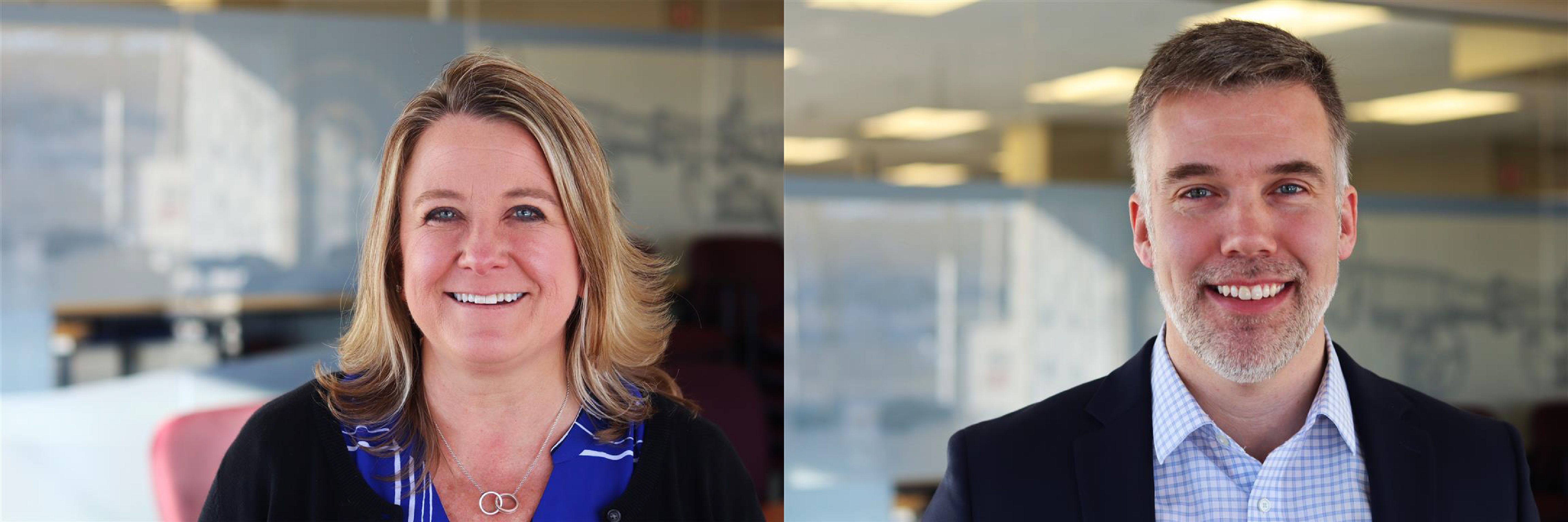Michelle Palmquist as Chief Financial Officer and Sean Fulton to Vice President of Sales.