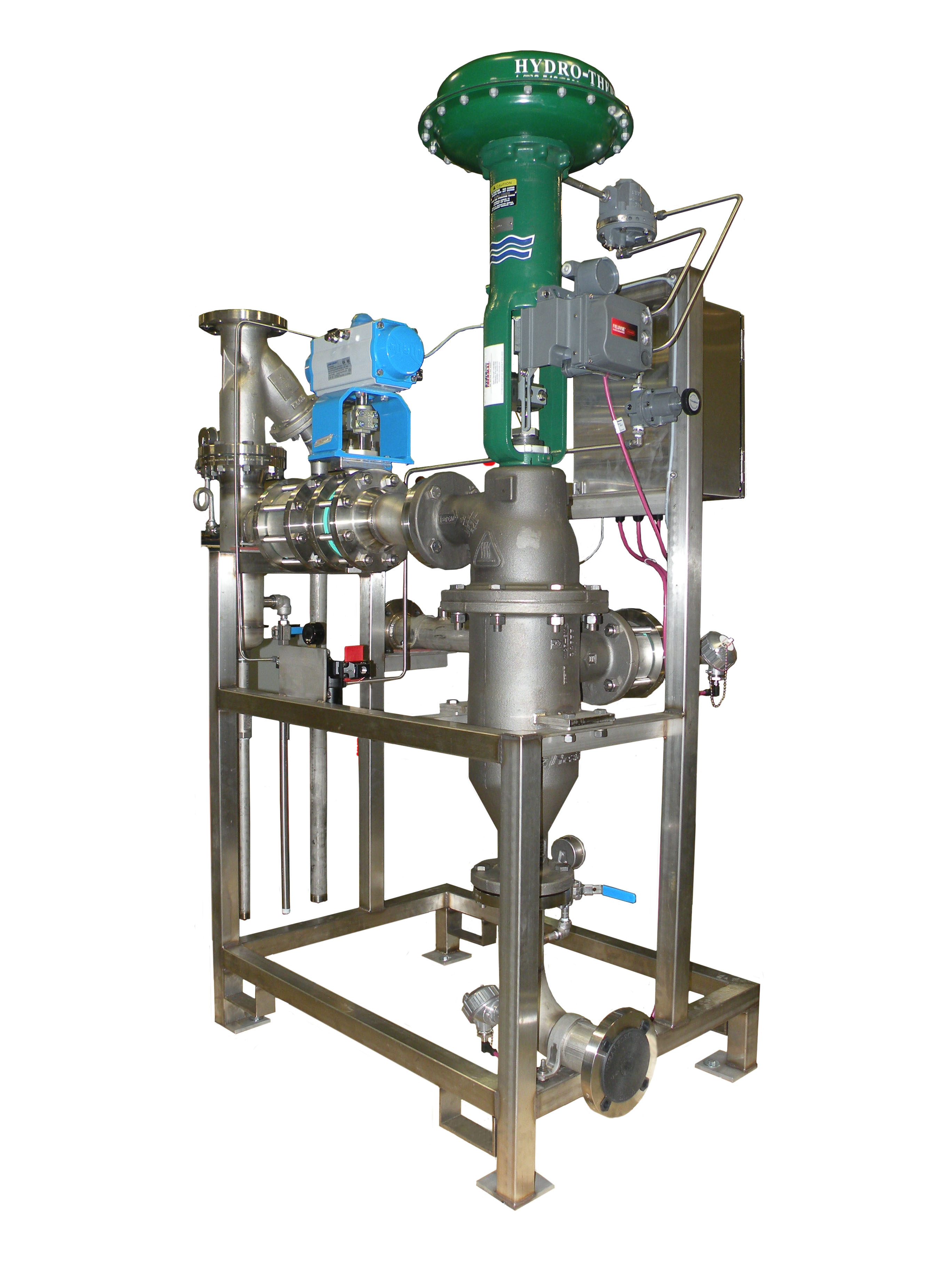 EZ Skid - Hot water on demand