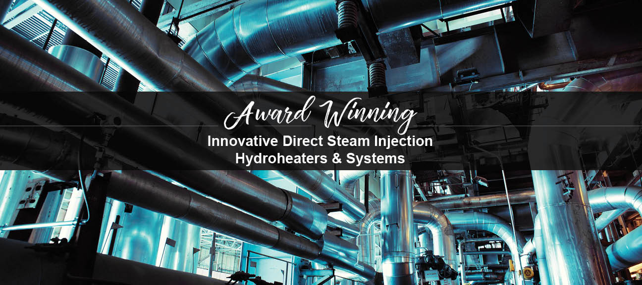 Direct Steam injection, Hydro-Thermal Corporation