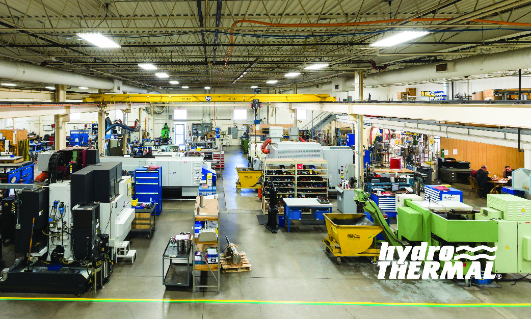 Hydro-Thermal Corporation (HTC) reaches 500,000 hours of no workplace injuries  – a new milestone.