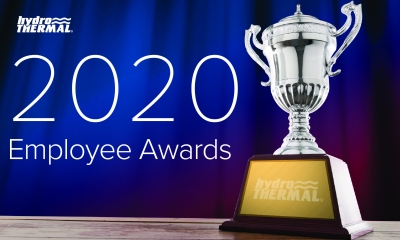 Hydro-Thermal recognized high-performing team members for 2020
