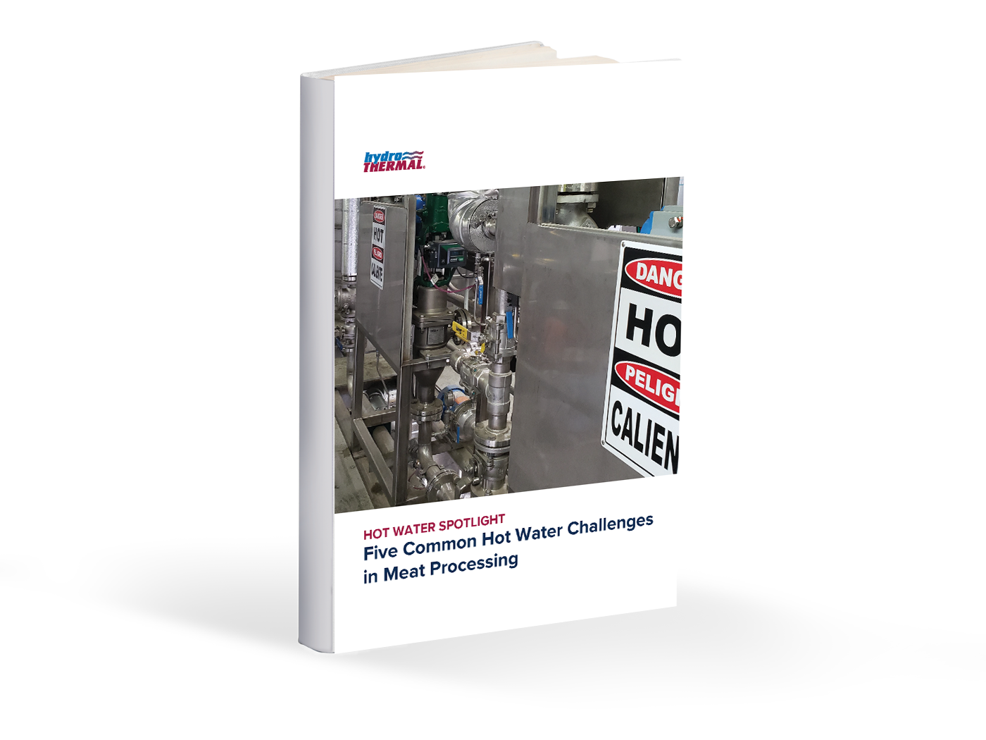Five Common Hot Water Challenges in Meat Processing Guide